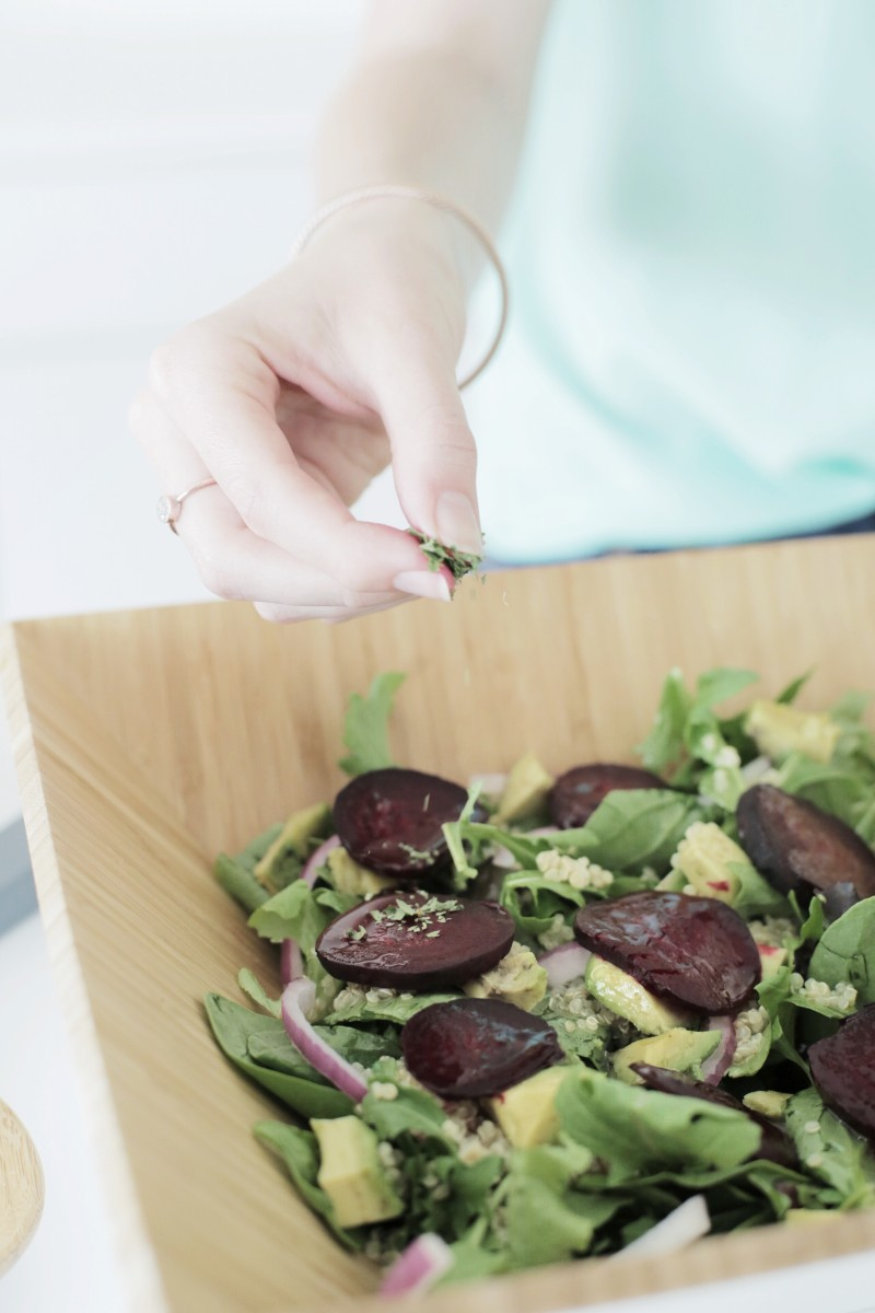 avocado-beet-salad